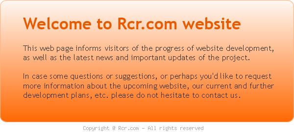 RCR COM